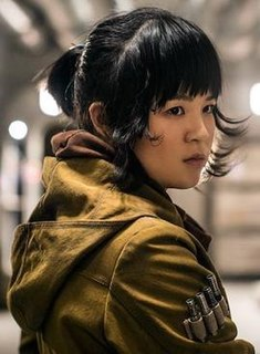 Rose Tico Fictional character from Star Wars