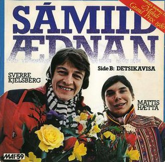 Sámiid ædnan - Image: Sámiid Ædnan