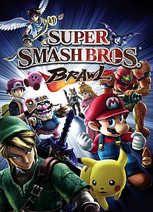 Super Smash Bros  Brawl - Wikipedia