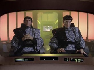 The Neutral Zone (Star Trek: The Next Generation) - This episode marked the first appearance of the Romulans in Star Trek: The Next Generation