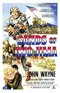 <i>Sands of Iwo Jima</i> 1949 film by Allan Dwan