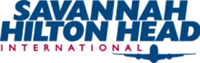 Savannah Hilton Head International Airport logo.png
