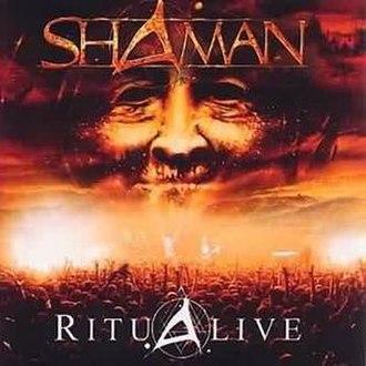 RituAlive - Image: Shaman ritualive