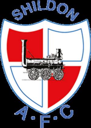 Shildon A.F.C. - Image: Shildon A.F.C. logo