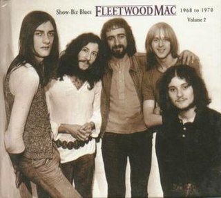 <i>Show-Biz Blues</i> 2001 compilation album by Fleetwood Mac