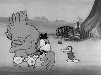 The Ugly Duckling - Disney's 1931 version