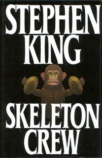 <i>Skeleton Crew</i> book by Stephen King