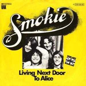 Living Next Door to Alice - Image: Smokie living next door to alice