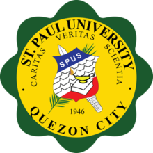 St. Paul University QC seal.png