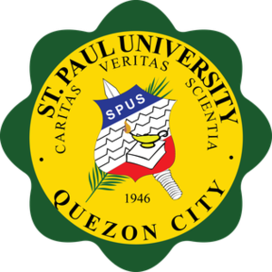 St. Paul University Quezon City - St. Paul University Quezon City seal