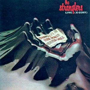 Live (X Cert) - Image: Stranglers Live (X Cert) CD album cover