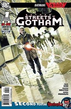 Batman: Streets of Gotham - Wikipedia