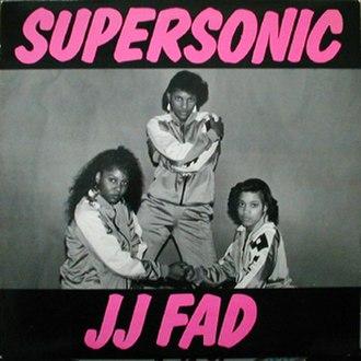 Supersonic (J. J. Fad song) - Image: Supersonic J.J. Fad