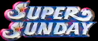 Super Sunday (TV series) - The Super Sunday logo.