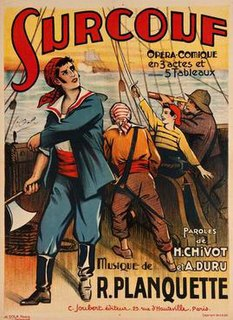 <i>Surcouf</i> (film) 1925 film by Luitz-Morat
