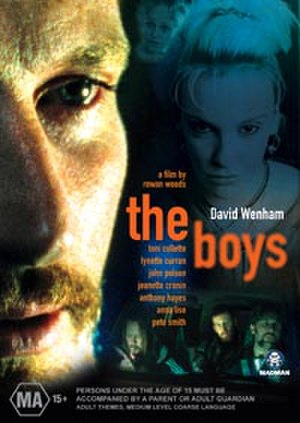 The Boys (1998 film) - The Boys DVD cover