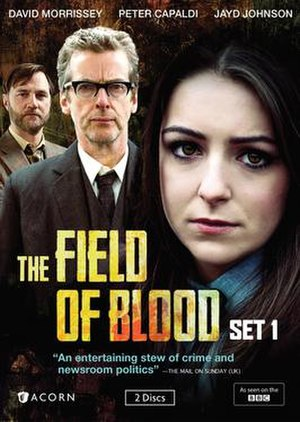 The Field of Blood (TV series) - DVD cover