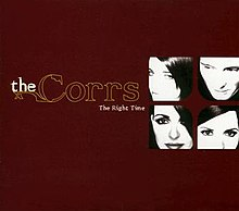 The Corrs — The Right Time (studio acapella)