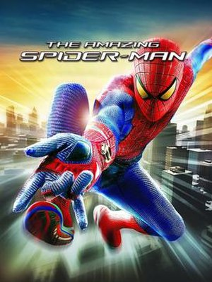 The Amazing Spider-Man (2012 video game) - Image: The Amazing Spider Man 2012 video game cover