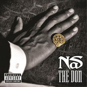 The Don (Nas song) - Image: The Don Single