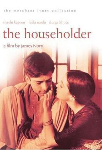 The Householder - DVD cover art