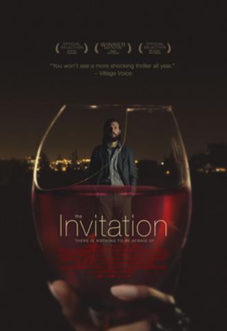 The Invitation (2015 film) - Theatrical release poster