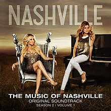 The Music of Nashville Season 2 Volume 1.jpg
