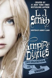 The Vampire Diaries Salvation Unseen