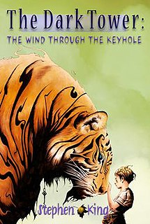 <i>The Dark Tower: The Wind Through the Keyhole</i> novel by Stephen King