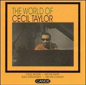 The World of Cecil Taylor - Image: The World of Cecil Taylor