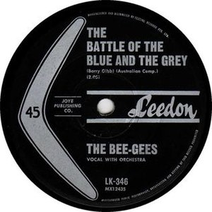 The Battle of the Blue and the Grey - Image: Thebattleofthebluean dthegrey