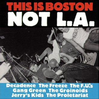 This Is Boston, Not L.A. - Image: This Is Boston Not LA
