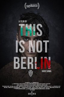 <i>This Is Not Berlin</i> 2019 Mexican film