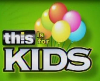 Cookie Jar Toons - Image: This is for Kids Logo