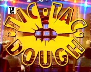 <i>Tic-Tac-Dough</i> television series