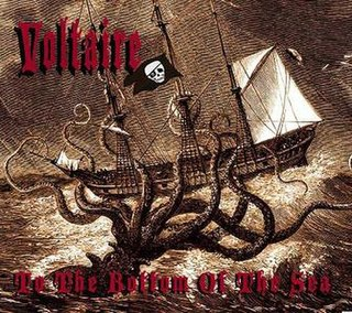 <i>To the Bottom of the Sea</i> 2008 studio album by Voltaire