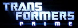 Transformers: Prime - Image: Transformers Prime logo