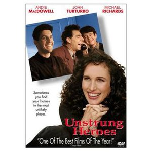 Unstrung Heroes - Unstrung Heroes DVD cover