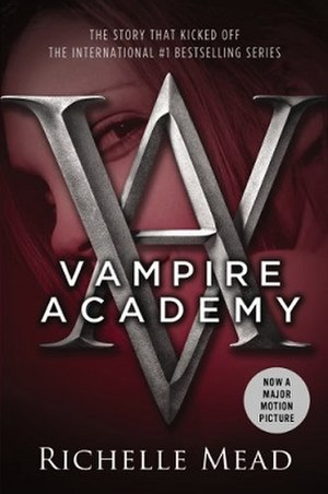Vampire Academy (novel) - Cover of Vampire Academy