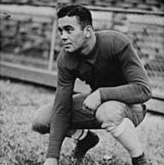 Vance Maree - Maree at the '29 Rose Bowl.