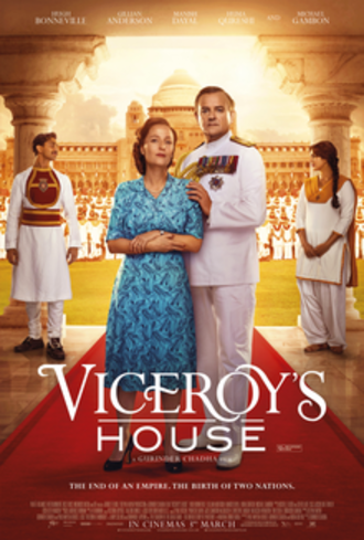 Viceroy's House (film) - British poster