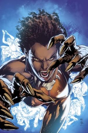 Vixen (comics) - Image: Vixen (DC Comics character)