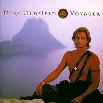 Voyager (Mike Oldfield album) - Image: Voyager Oldfield
