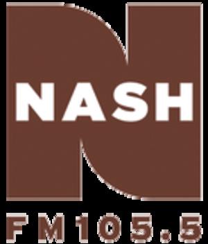 WYZB - Image: WYZB Nash FM105.5 logo