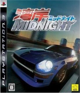 <i>Wangan Midnight</i> (2007 video game)