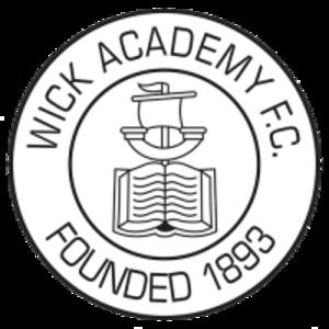 Wick Academy F.C. - Image: Wick Academy Logo