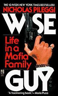 <i>Wiseguy</i> (book) 1985 crime non-fiction book