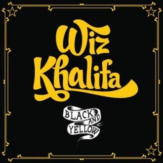 Black and Yellow - Image: Wiz khalifa black and yellow