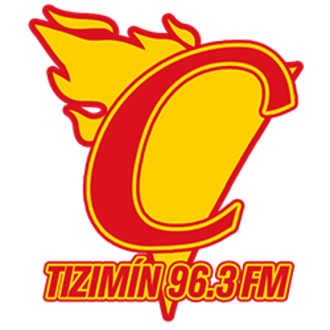 XHUP-FM - Image: XHUP Candela 96.3 logo