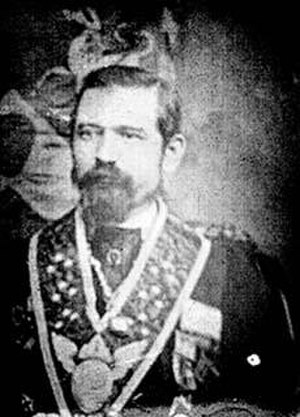 John Yarker - John Yarker (1833 - 1913)